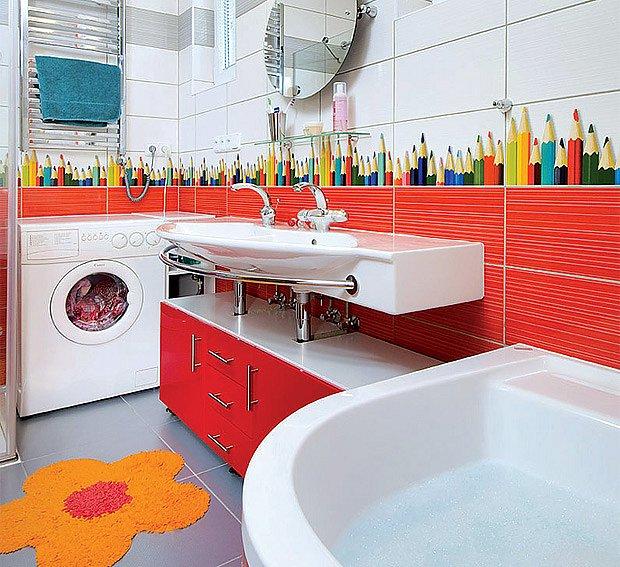 Změna dispozice, moderní sanita a obklady koupelnu změní k nepoznání