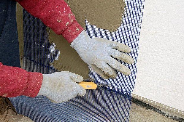 zateplování polystyrenem