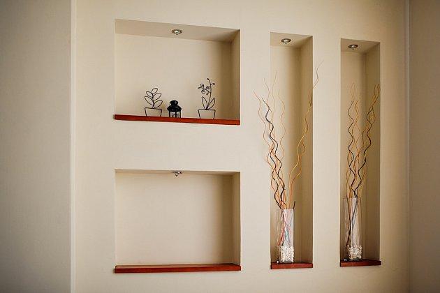 Úprava interiéru pomocí sádrokartonu