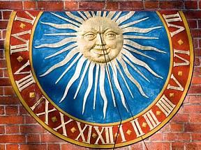Sluneční hodiny