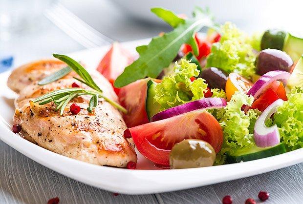 Je třeba jíst více zeleniny