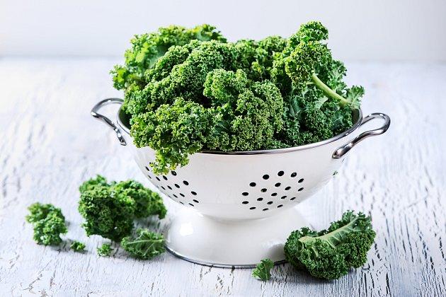 Kadeřávek je chutná a zdravá domácí zelenina