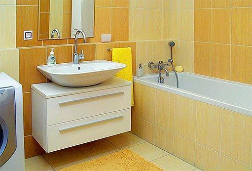 Jak bude vypadat nová koupelna?