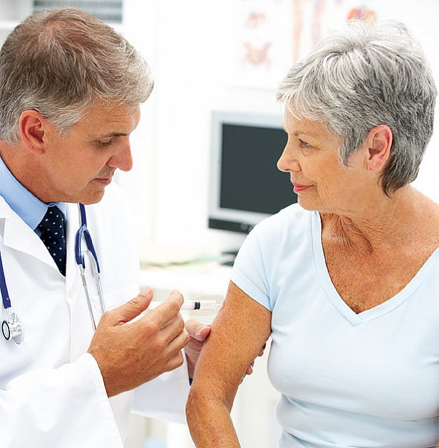 proti pneumokokům existuje očkovací látka