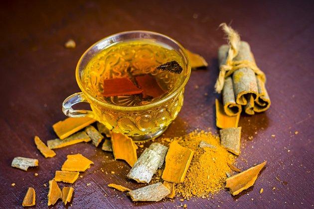 Skořicový čaj může snížit hladinu cholesterolu atriglyceridůvkrvi