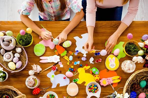 Velikonoční tvoření pro všechny