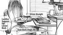 Jak správně uspořádat pracovní prostor (Autor: Berkeley Lab., Wikipedia)