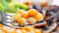 Uvařená cizrna je základem mnoha chutných a zdravých jídel