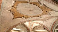 interiérová výzdoba po záchranné rekonstrukci