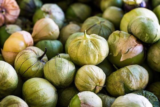Plody mochyně mexické v kuchyni využijete podobně jako třeba rajčata