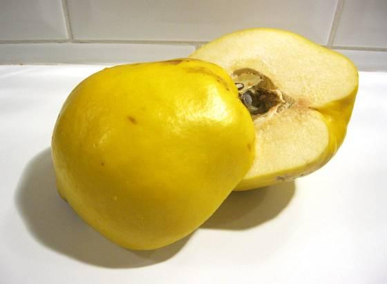 Kdoule patří k méně známému ovoci.