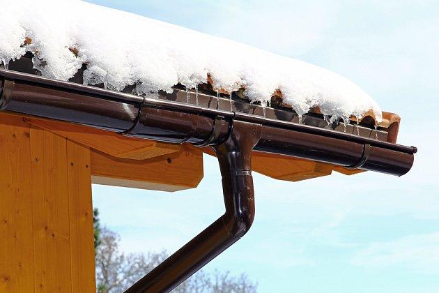 I zamrzlé žlaby mají moderní řešení...
