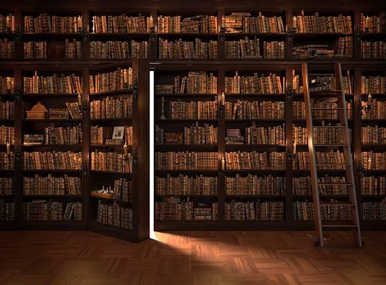 Tajná místnost není jen fikce z detektivek