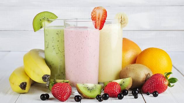 Odšťavňovat můžete nejen ovoce, ale také zeleninu.