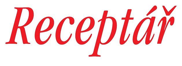 logo receptář