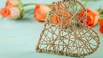 Častým typem podložek jsou konstrukce ve tvaru  srdce.