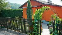 lehký laťkový plot