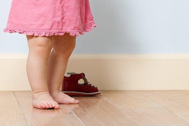 Při výběru dětských bot dbáme nejen na kvalitu, ale i vhodnou velikost.