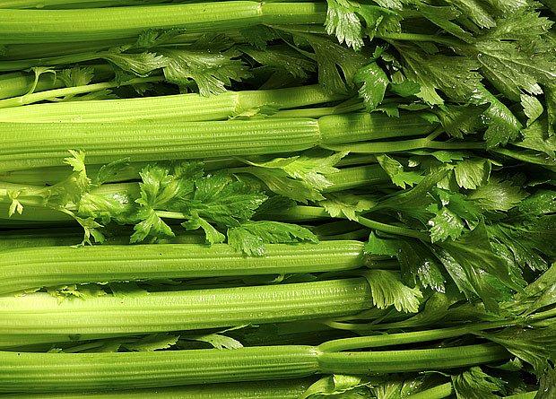 celerová nať