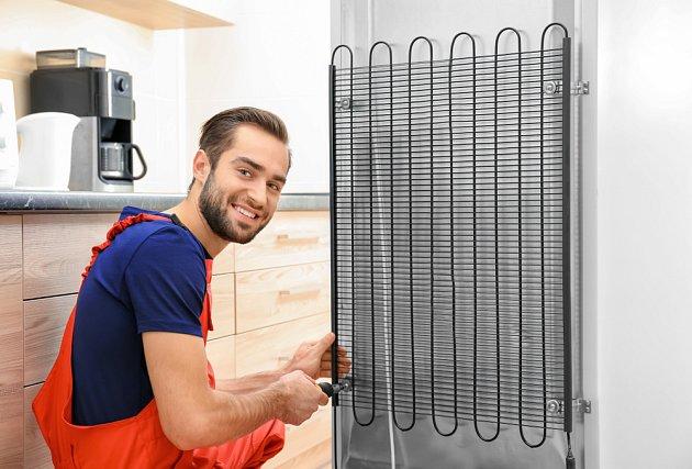 Správné umístění a pravidelné čištění pomohou snížit spotřebu energie