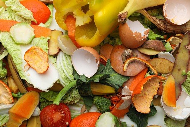 """Základní """"deska"""" kompostu by měla být vytvořena zvětviček nebo kousků dřeva. A pak už jen vrstvíme."""