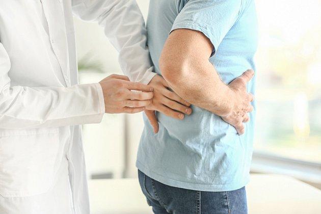 Vyšetření ledvin