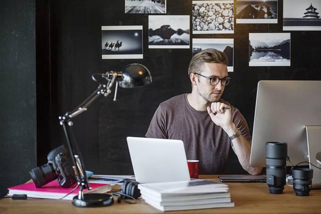 Při práci na home office byste se měli cítit maximálně příjemně a pohodlně,