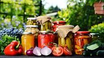 Ovoce i zeleninu zavaříte na sto způsobů