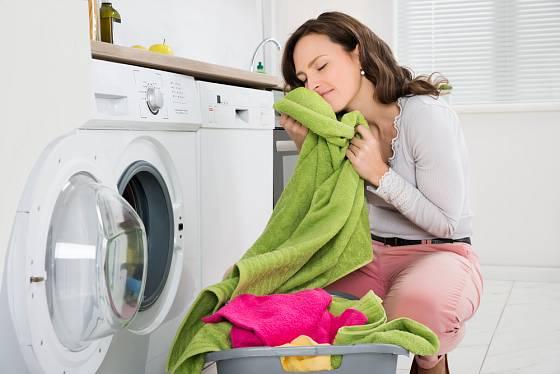 Prádlo je měkké a voňavé