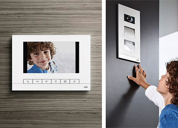 ABB Welcome - vidí vše, zaznamená vše.