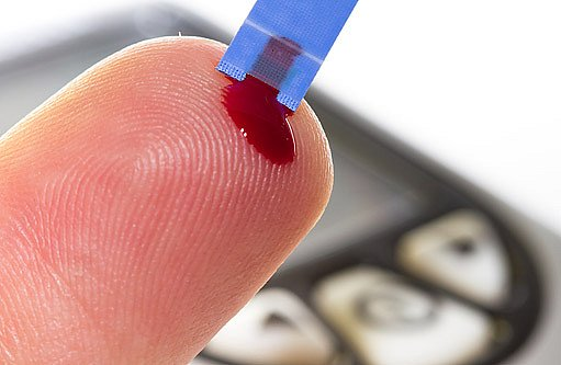 test krve na cukrovku