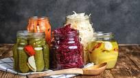 Kvašením zpracujete nejrůznější druhy zeleniny
