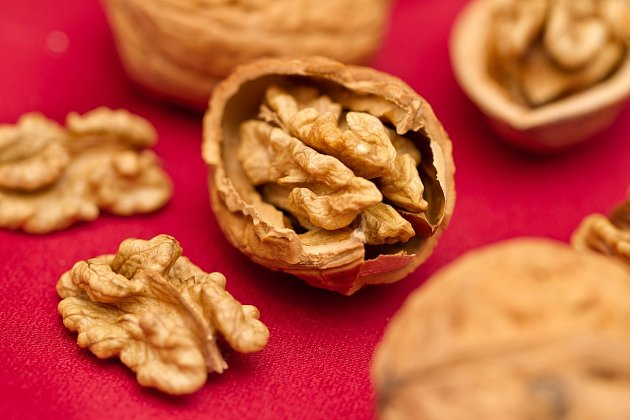 Vlašské ořechy omezují pocity hladu a pomáhají držet naše chutě na uzdě.