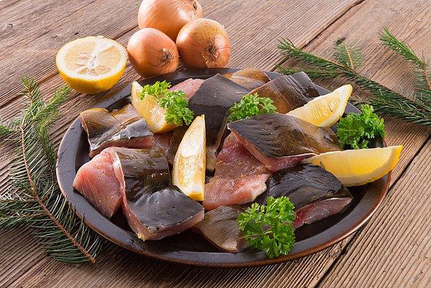 Pikantní rybí kousky