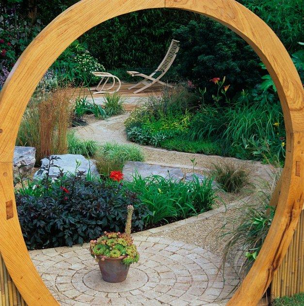 Zahrada pro nás představuje především kontakt s přírodou