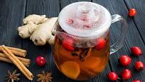 Plody šípku le kombinovat se skořicí, zázvorem i badyánem