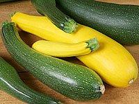 cukety žluté i zelené.