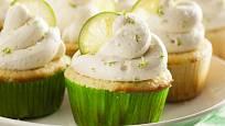 Mojito dort můžete upéct i jako cupcaky.