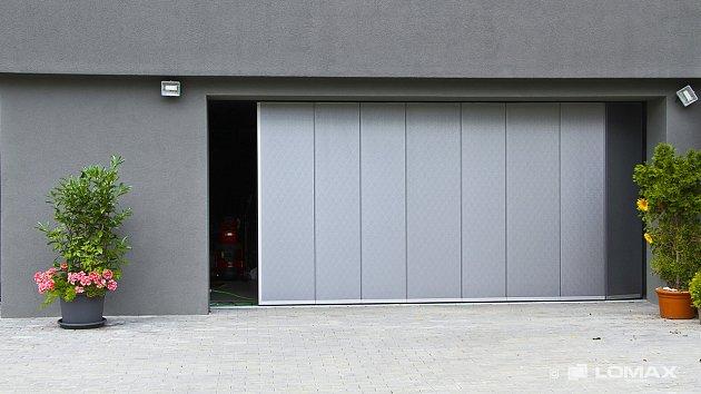 Posuvná vrata LOMAX