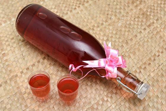 Víno poslouží i jako dárek