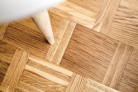 Parketová podlaha může být skládána do mnoha odlišných vzorů.