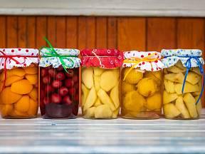 Jak zavařovat ovoce v medu