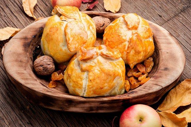 Jablka v županu jsou stále velmi populární.