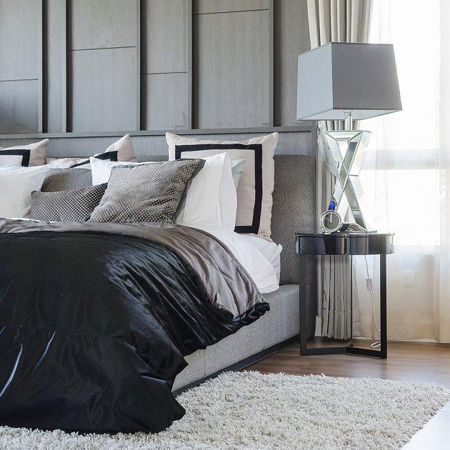Na výběr je více než desítka materiálů, které vám zajistí klidný a příjemný spánek.