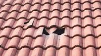 Poškození střechy je nutné řešit co nejdříve