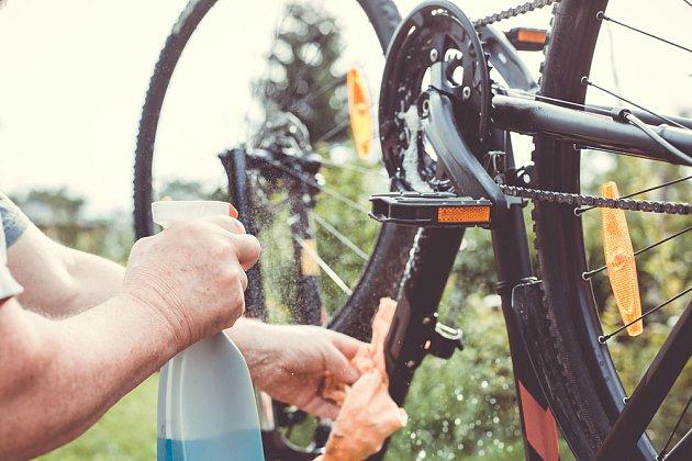 Mytí kola nezanedbávejte