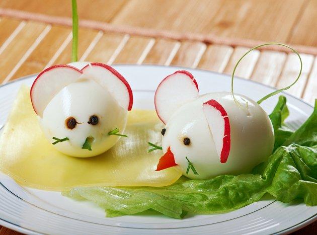 vaječné myšky