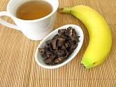 Čaj z banánových slupek je elixírem zdraví