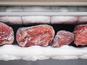 Pro kvalitní skladování zmrazených potravin by mělo být pravidelné odmražování přístroje.