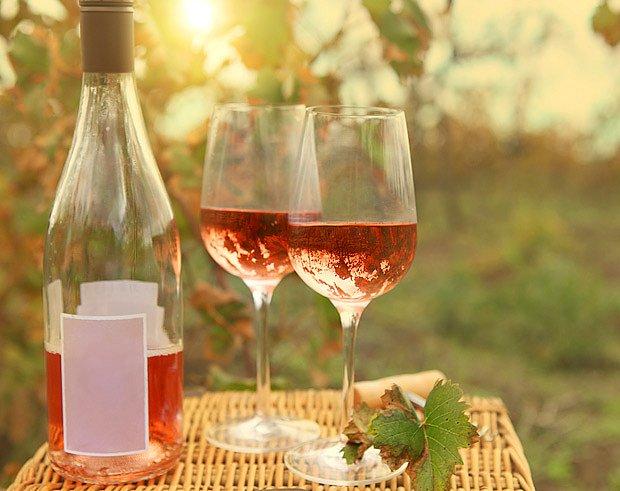 Na Moravě vznikají výtečná růžová vína